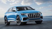 Audi'den Coupe tasarımında büyük SUV: Q8 Concept