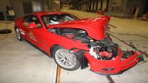 EuroNCAP'te Ford Mustang şoku.