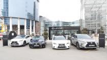 Lexus'tan başkent showroomu