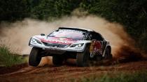 Dakar Rallisi'nde Peugeot ve Michelin zaferi