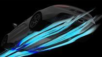 Yeni Alpine A120, aerodinamik açıdan çok başarılı olacak.