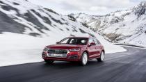 Audi'den 8 milyonuncu quattro üretimi.