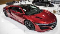 Washington Auto Show'da yenilik rüzgarları