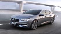 Yeni Opel Insignia Sports Tourer tanıtıldı