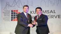 Doğuş Otomotiv'e yönetim kurulu ödülü