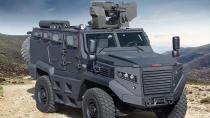 TSK'nın yeni zırhlı aracı Hızır 4x4 tanıtıldı