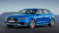 O da evrimden payını aldı: Yeni Audi RS3 Sportback.