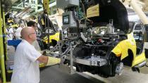 Otomotiv üretimi Ocak ayında yüzde 9 arttı