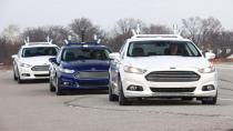 Ford'dan otonom araçlara 1 milyar dolar yatırım