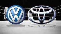 Volkswagen, Toyota'yı tahtından indirdi