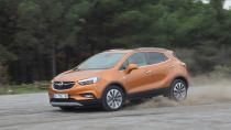 Sürüş izlenimi: Opel Mokka X CDTI