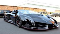 Lamborghini'den geri çağırma.