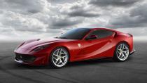 Ferrari'nin yeni makinası: 812 Superfast