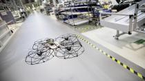 Audi üretimlerini Drone'lar devralıyor!