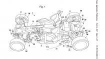 Honda, Project 2&4'ün patentini aldı.