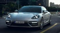 Porsche'den sportif Panamera hibriti geldi