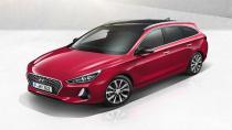 Hyundai ailesi İ30 Wagon ile genişliyor