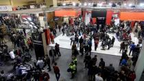Motobike İstanbul'da renkli haftasonu sona erdi