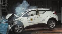 Toyota C-HR'a güvenlikte tam not