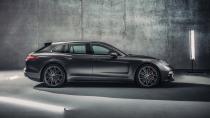 Porsche Panamera Sport Turismo örtülerini kaldırdı