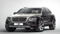 En özelini bekleyenlere: Bentley Bentayga Mulliner