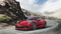 Evrim karşınızda : Yeni Porsche 911 GT3.