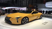 Lexus dünya lansmanı yaptı!