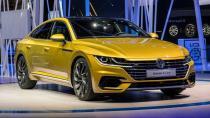 VW CC'nin yeni yüzü Arteon Cenevre'de ortaya çıktı