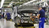 Otomotiv üretimi yüzde 15 arttı