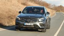 Sürüş İzlenimi: Mercedes GLC250 Coupe
