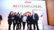 Doğuş Otomotiv 2016 yılının 'En İyi İşyeri' seçildi