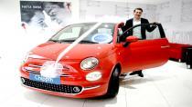 Chippin kullandı, Fiat 500 kazandı...