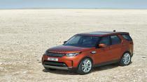 Yeni Land Rover Discovery showroomlardaki yerini aldı