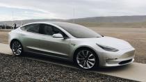 Tesla'da Model 3 arefesinde değer kazancı gerçekleşti