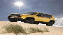 Jeep'ten Renegade'e özel fırsat
