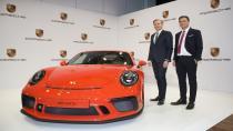 Porsche'den satış rekoru