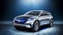 Mercedes-Benz'den elektrikli otomobil atağı.