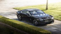 Rolls-Royce'dan Wraith 'Inspired by British Music' serisi