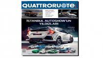 Quattroruote Türkiye Nisan sayısında fuar yenilikleri!