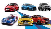 Ford, İstanbul Autoshow'a hazır!