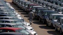 Otomotiv ve hafif ticari pazarı yüzde 7,36  daraldı