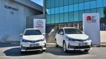 Olimpiyat Komitesi Toyota Corolla'yı seçti