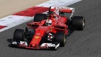 Formula 1'de Bahreyn'i Vettel kazandı