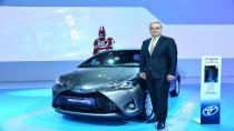 Auto Show İstanbul 2017:  Toyota hibritleşti