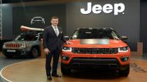 Auto Show İstanbul 2017:  Jeep Compass sahnede
