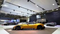 Auto Show İstanbul 2017: İstanbul'da Aston Martin Rüzgarı