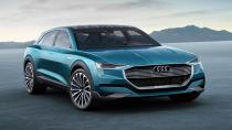 Audi, e-Tron Quattro için sipariş almaya başladı