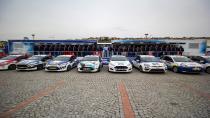 Fiesta Rally Cup'ın ilk ayağı  Ege Rallisi'nde kıyasıya yarıştı
