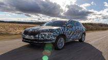 Skoda, yeni kompakt SUV'una Karoq ismini verdi