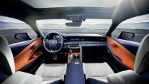 Lexus LC500 '2017'nin En İyi İç Mekanı' ödülünü aldı